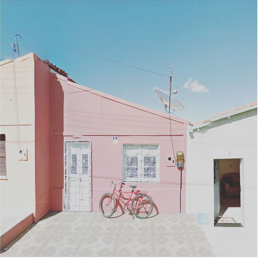 All the pinks, State of Ceará, Brazil