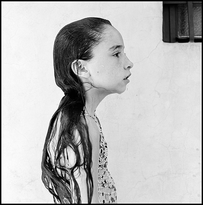 ARGENTINA. Buenos Aires. 1995. Cecilia. Only for use in direct connection with publicity for the Magnum Photos Square Print Sale, 'Closer' from 5 - 10 June 2017. Any unauthorised image use will be charged for by Magnum Photos.